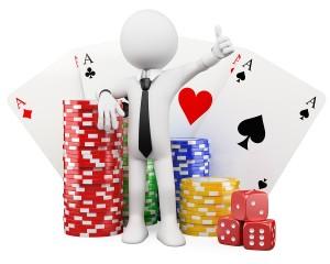 spela poker!